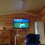 Kort fiskepass och Fotboll