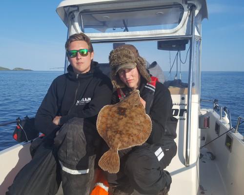 Patrik & Casper från Sportfiskeakademin