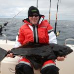 Ännu en storflundra och galet mängdfiske!